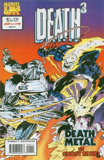 Death³ Vol 1 2