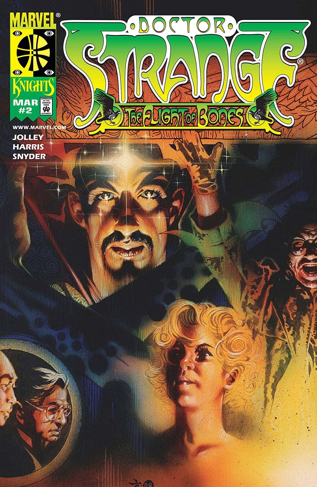 Doctor Strange Vol 3 2