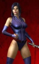 Elizabeth Braddock (Earth-13625)