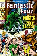 Fantastic Four Vol 1 97