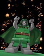 Victor von Doom (Earth-13122)