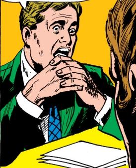 George Grey (Earth-616)