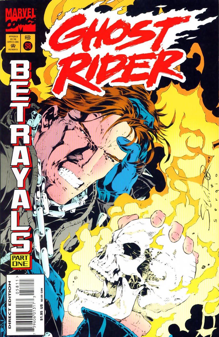 Ghost Rider Vol 3 58