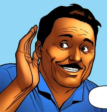 Gilberto Corazon (Earth-616)