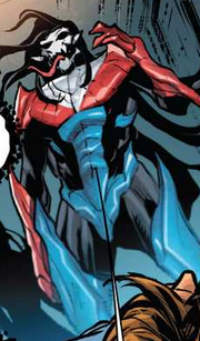 Hive (Poisons) (Earth-17952) Members-Poison Morbius from Venomized Vol 1 1 001.png