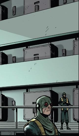 Hydra Detention Facility 8