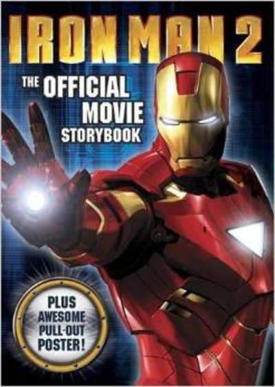 Iron Man 2: The Official Movie Storybook