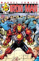 Iron Man Vol 3 43