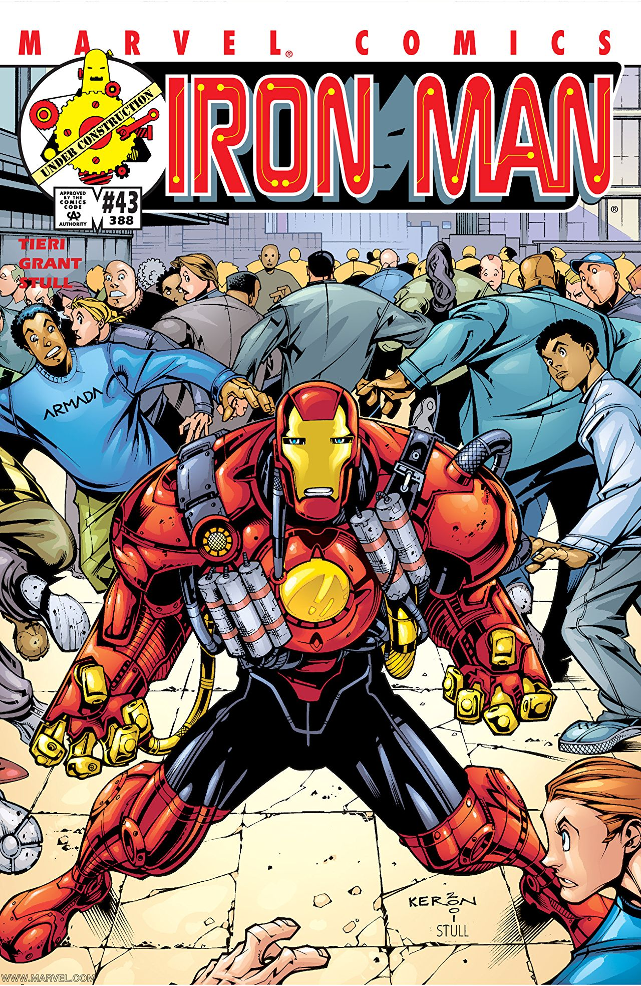 Iron Man Vol 3 43