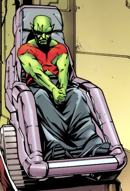 J'onn J'onzz (Earth-9602)/Gallery