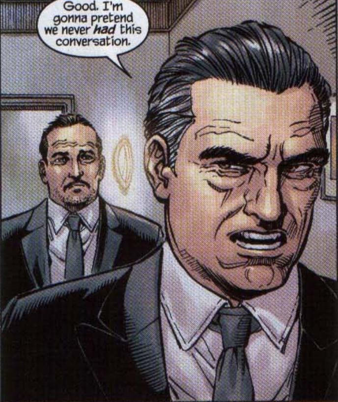 Johnny Delacavva (Earth-616)