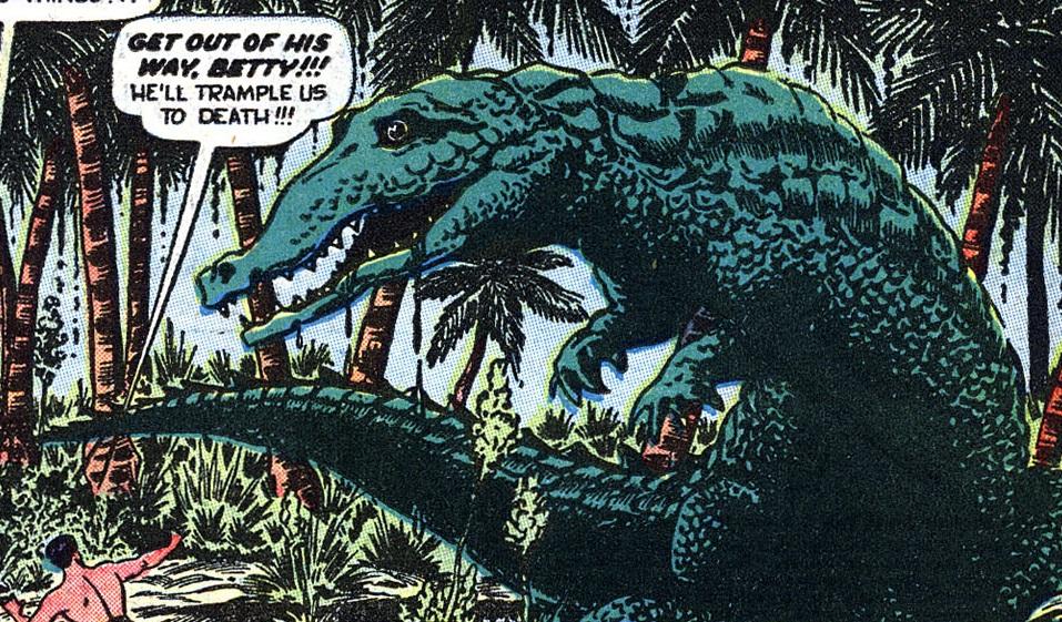 King Crocodile (Earth-616)