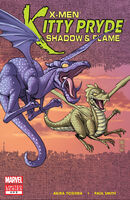 Kitty Pryde Shadow and Flame Vol 1 4