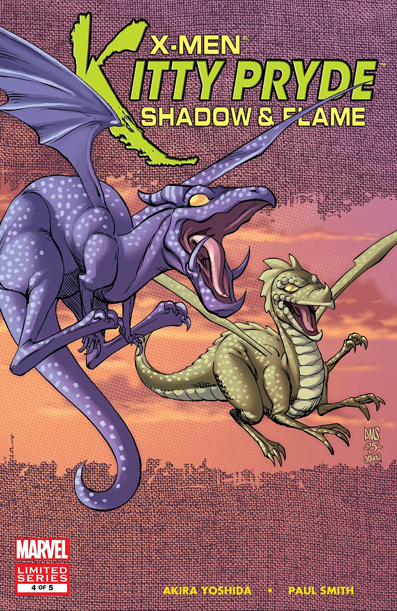 X-Men: Kitty Pryde - Shadow & Flame Vol 1 4