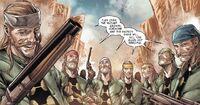 Madrox Gang (Earth-807128) from Old Man Hawkeye Vol 1 1 0001.jpg