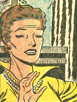 Margaret Lippincott (Earth-616)