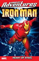 Marvel Adventures Iron Man TPB Vol 1 1 Heart of Steel