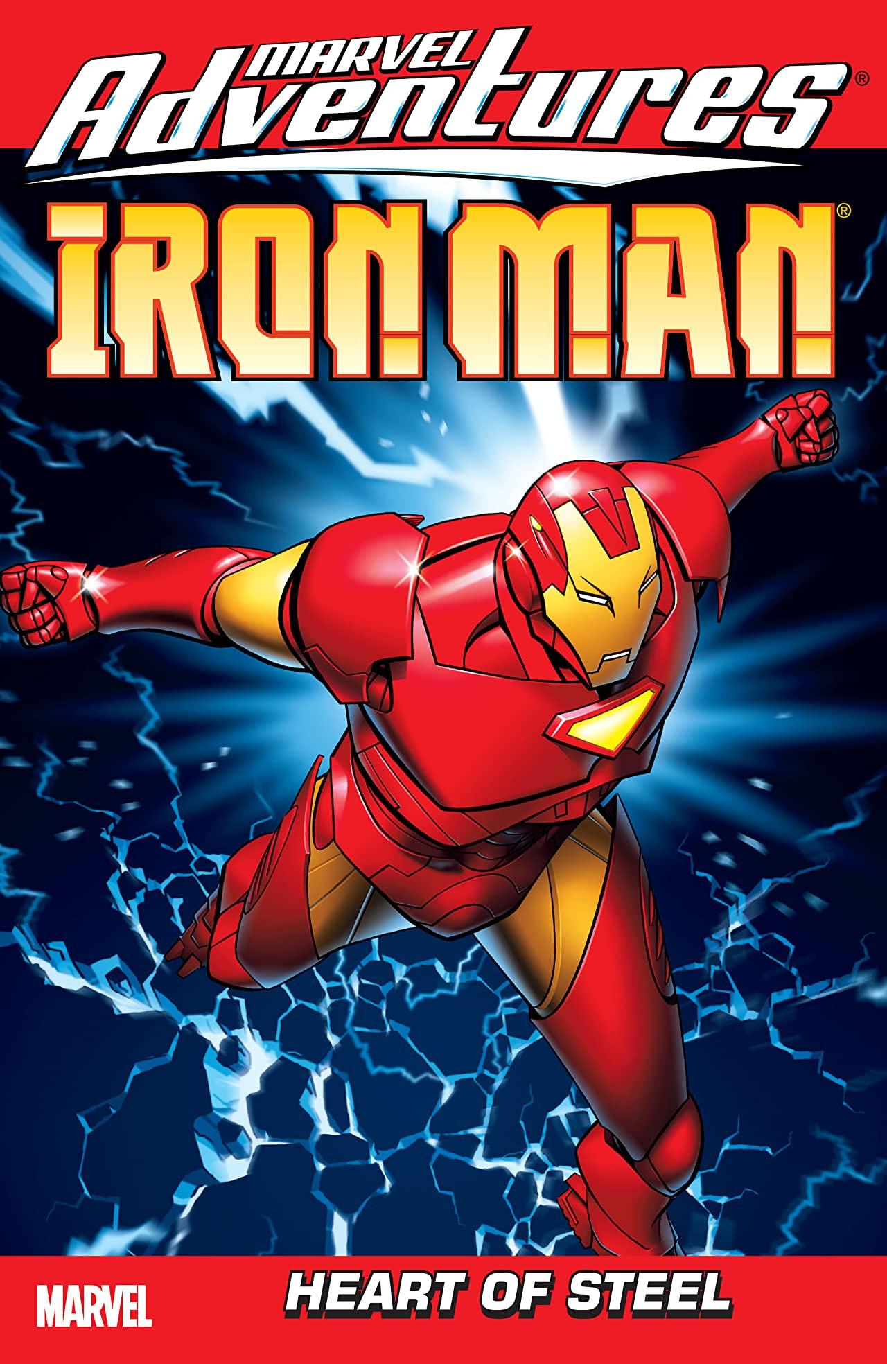 Marvel Adventures Iron Man TPB Vol 1 1: Heart of Steel