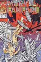 Marvel Fanfare Vol 1 40