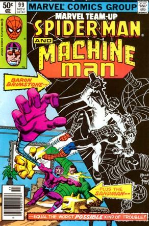 Marvel Team-Up Vol 1 99