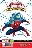 Marvel Universe Ultimate Spider-Man Web Warriors Vol 1 10
