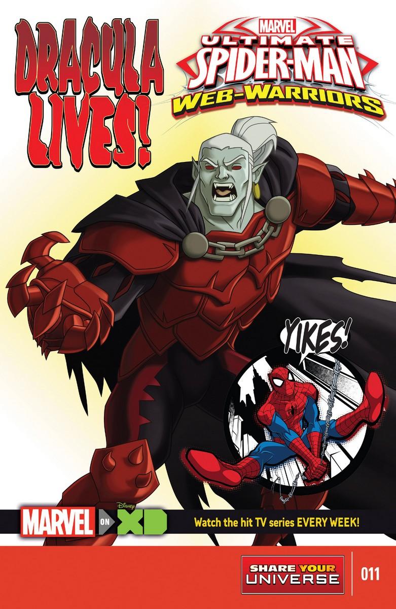 Marvel Universe Ultimate Spider-Man: Web Warriors Vol 1 11