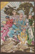 New Mutants Annual Vol 1 7 Pinup 2