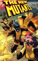 New Mutants Saga Vol 1 1