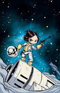 Princess Leia Vol 1 1 Baby Variant Textless