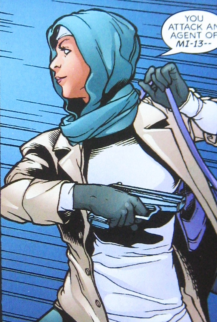 Rana Mousabi (Earth-616)