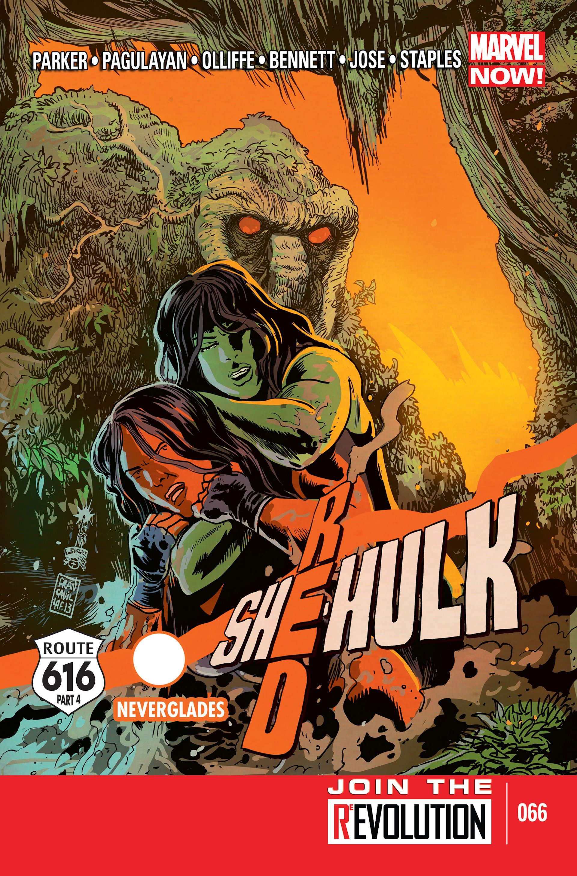 Red She-Hulk Vol 1 66