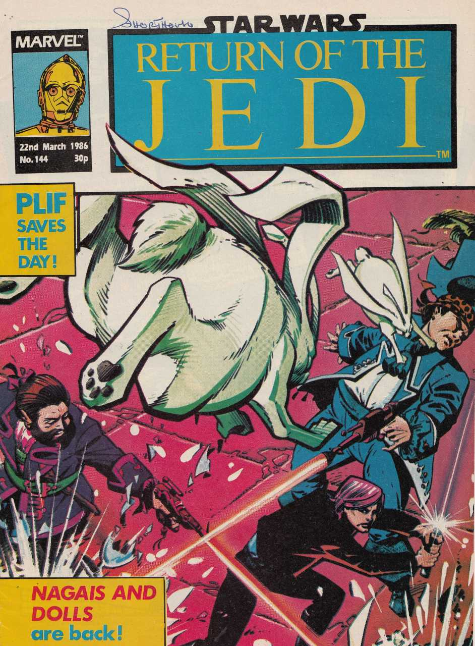 Return of the Jedi Weekly (UK) Vol 1 144