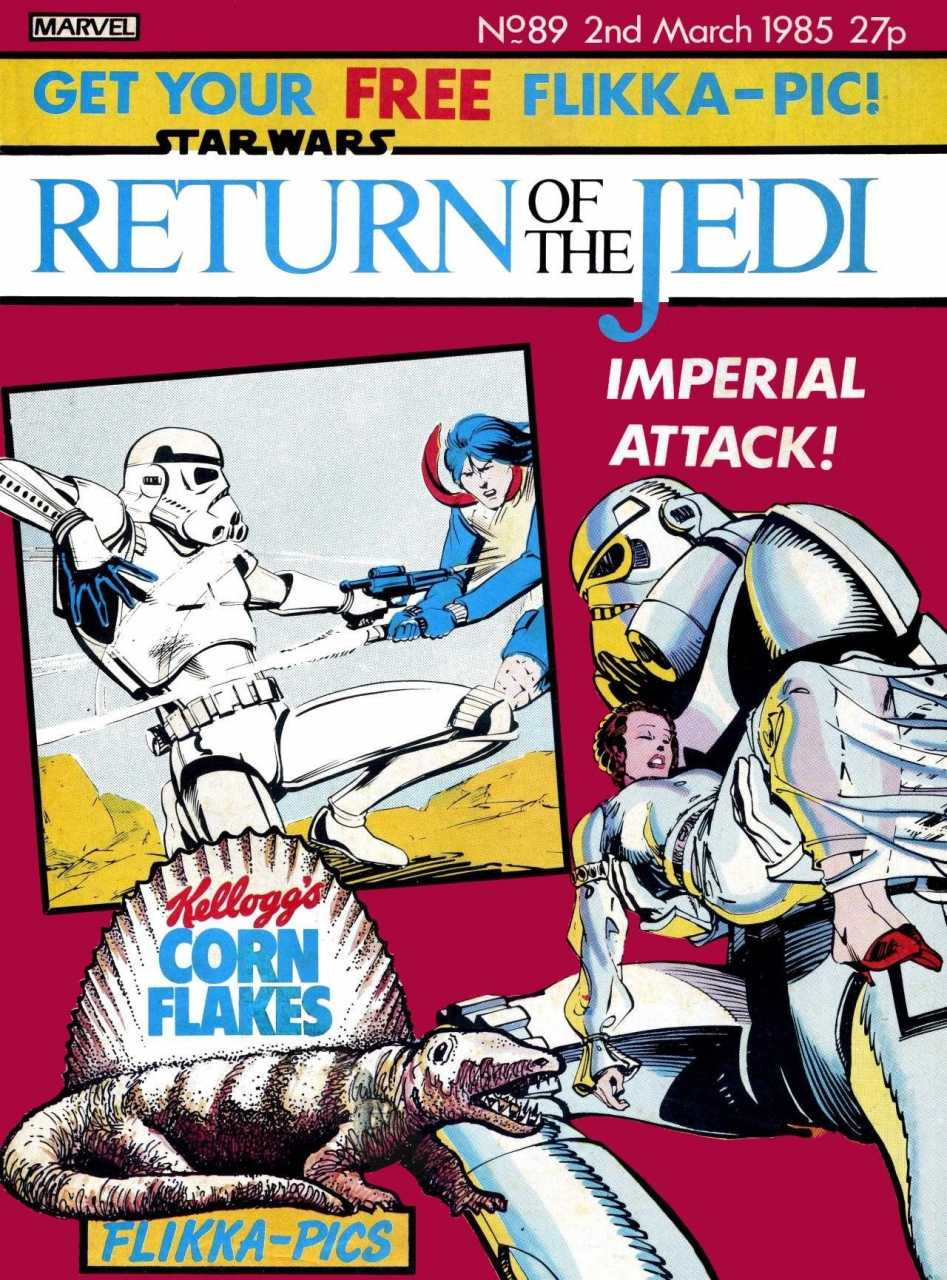 Return of the Jedi Weekly (UK) Vol 1 89