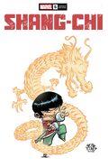 Shang-Chi Vol 1 5 Young Variant