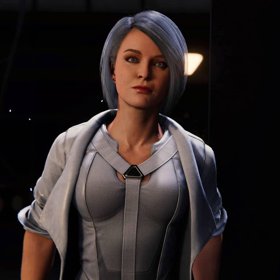 Silver Sablinova (Earth-1048) on Marvel's Spider-Man (video game).jpg