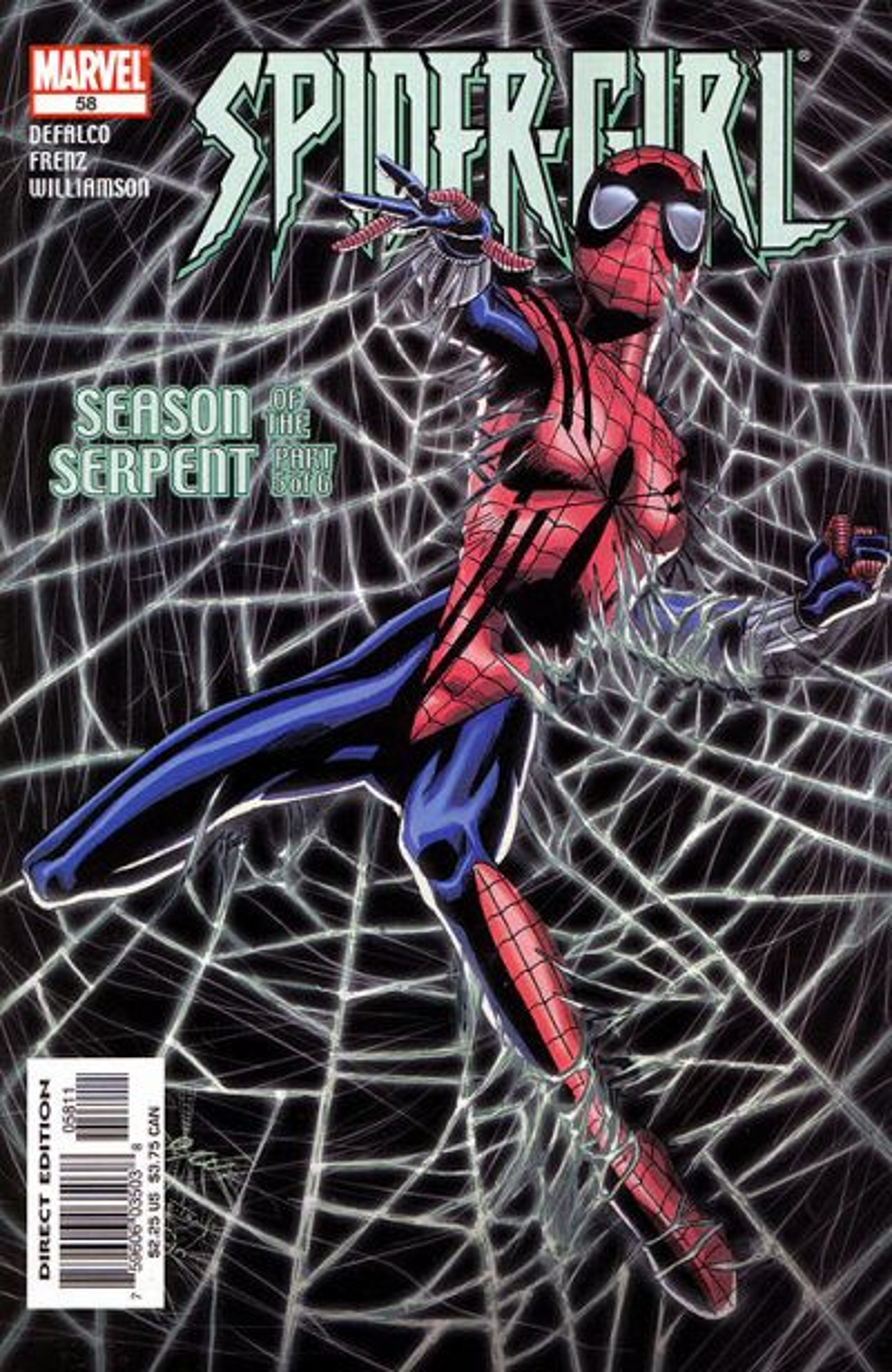 Spider-Girl Vol 1 58