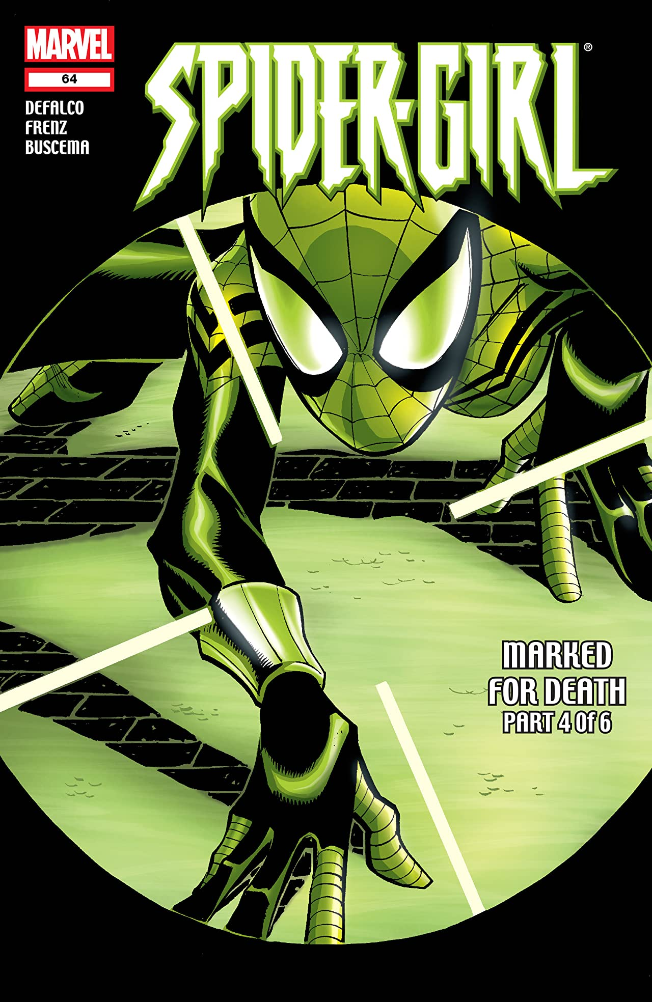 Spider-Girl Vol 1 64