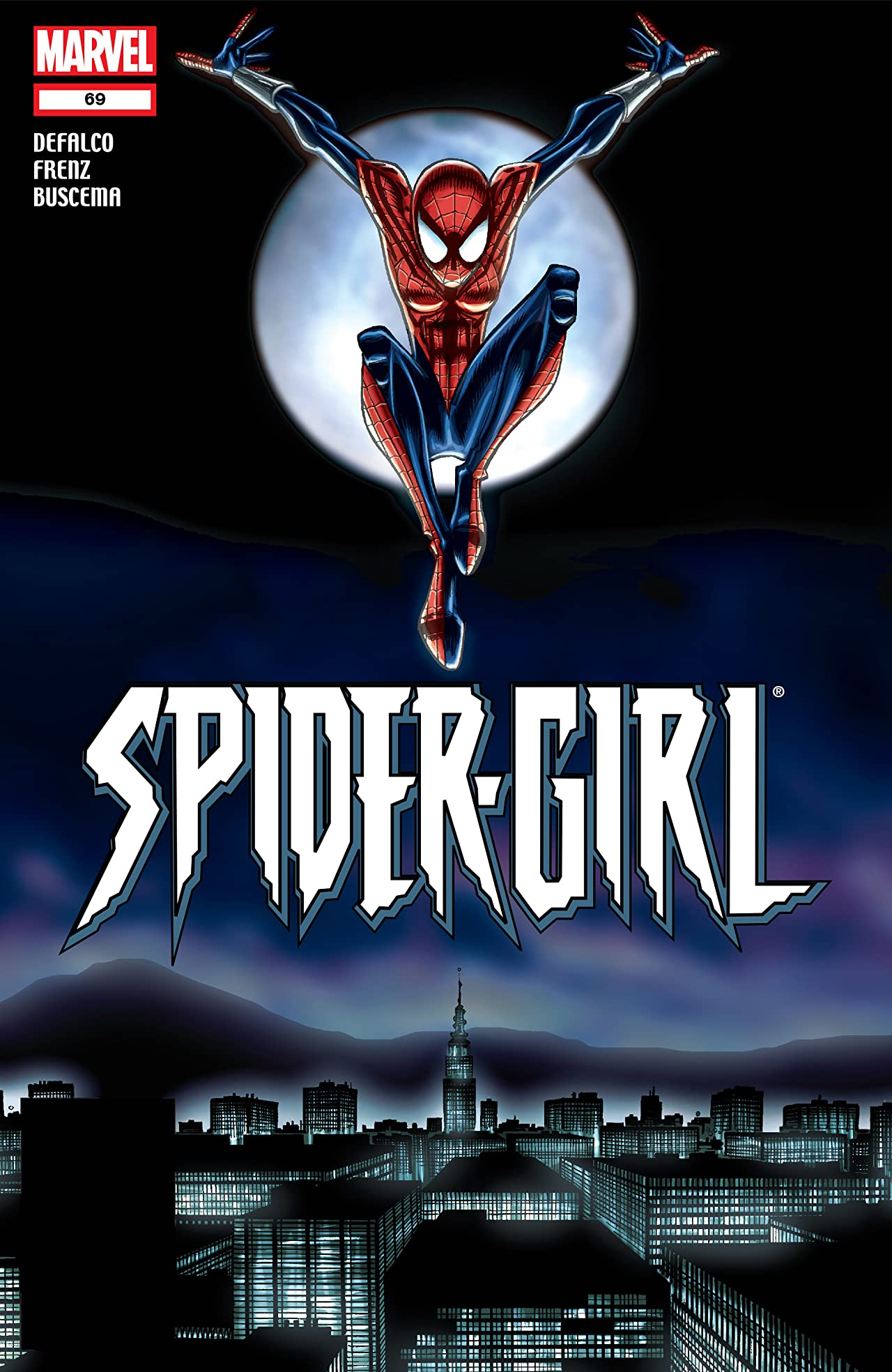 Spider-Girl Vol 1 69