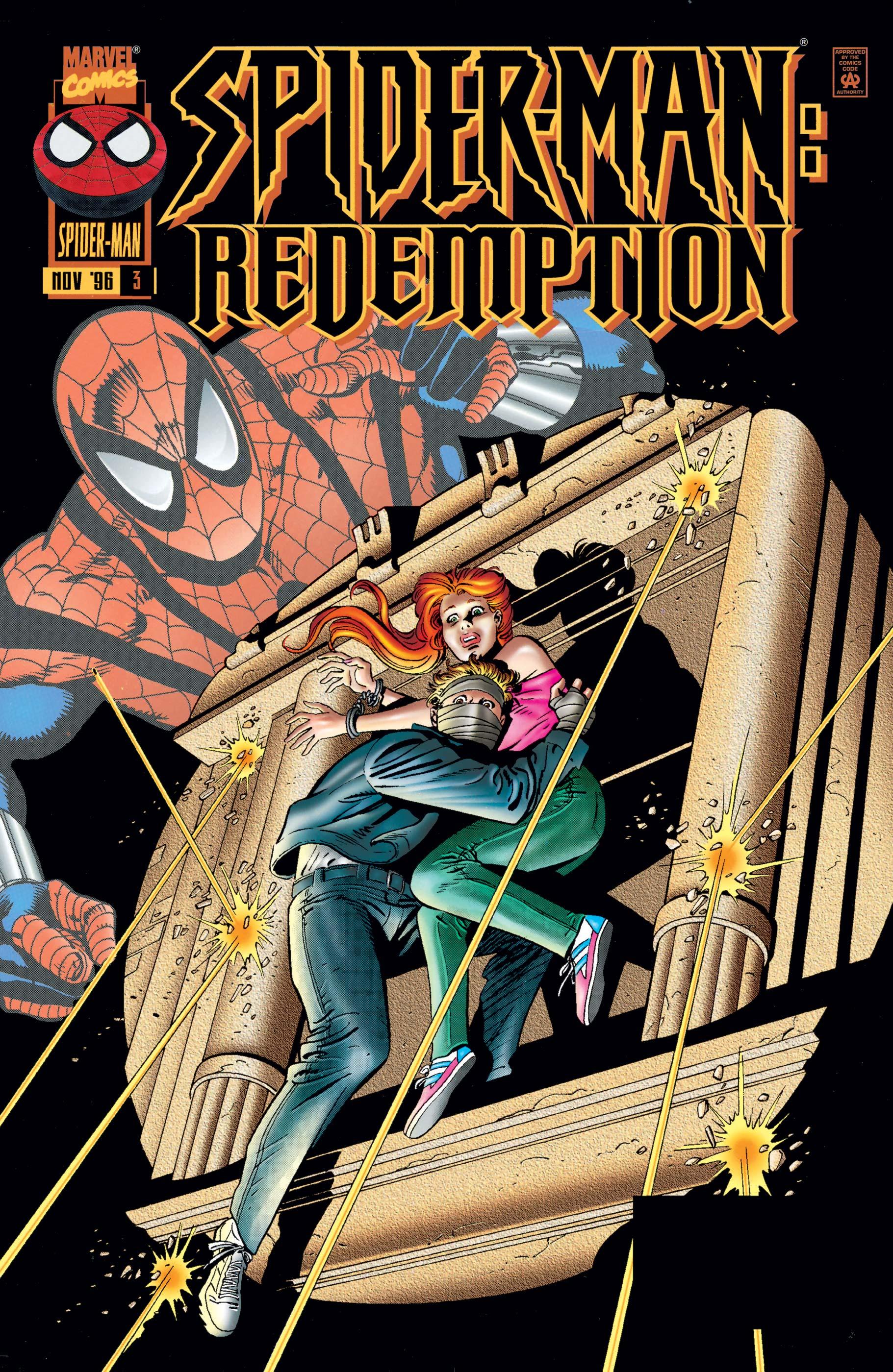 Spider-Man: Redemption Vol 1 3