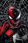 Spider-Man Spider's Shadow Vol 1 1 BTC and Slab City Comics Exclusive Virgin Variant