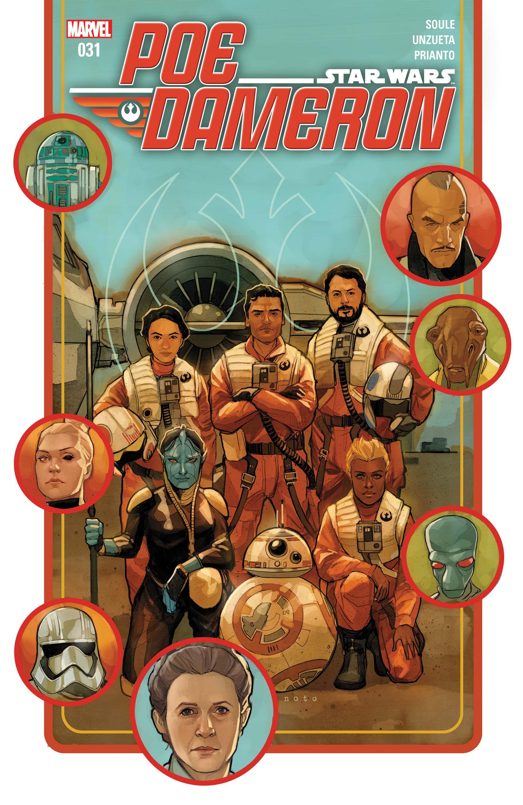 Star Wars: Poe Dameron Vol 1 31