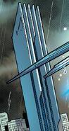 Stark Unlimited HQ from Tony Stark Iron Man Vol 1 1 005