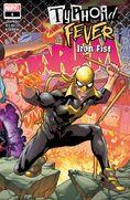 Typhoid Fever Iron Fist Vol 1 1