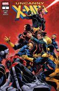 Uncanny X-Men Annual Vol 5 1