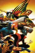 Uncanny X-Men First Class Vol 1 5 Textless