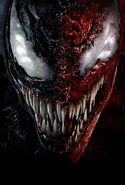 Venom Let There Be Carnage poster 002 textless
