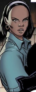 Wanda Evans (Earth-616)