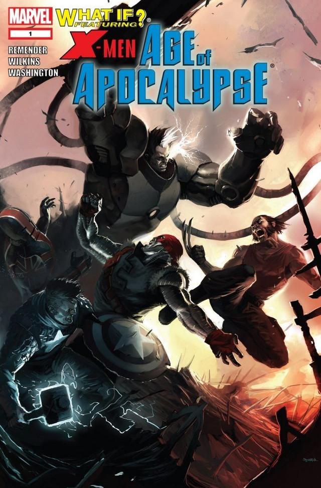 What If? X-Men Age of Apocalypse Vol 1
