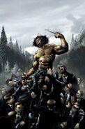 Wolverine Vol 3 16 Textless