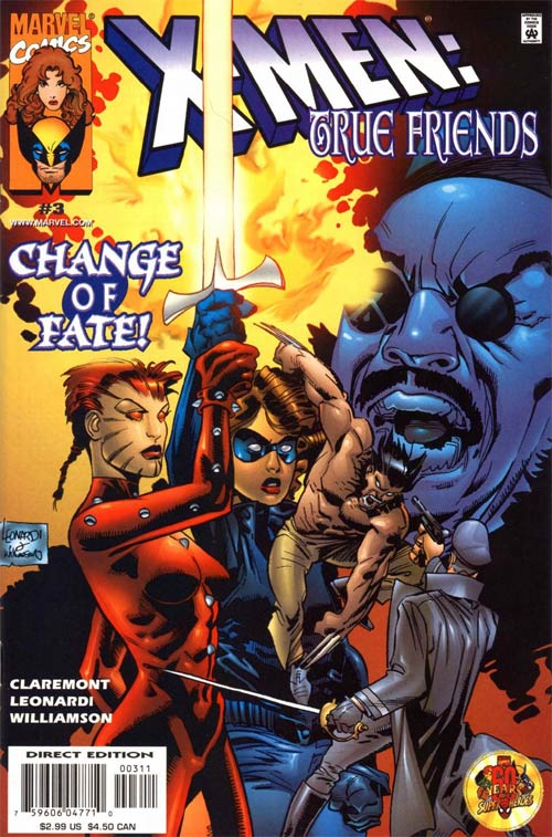 X-Men: True Friends Vol 1 3